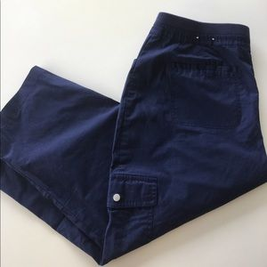 NWT Chico's Cropped Pants